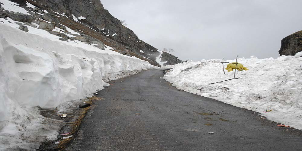 An excursion to Rohtang Pass